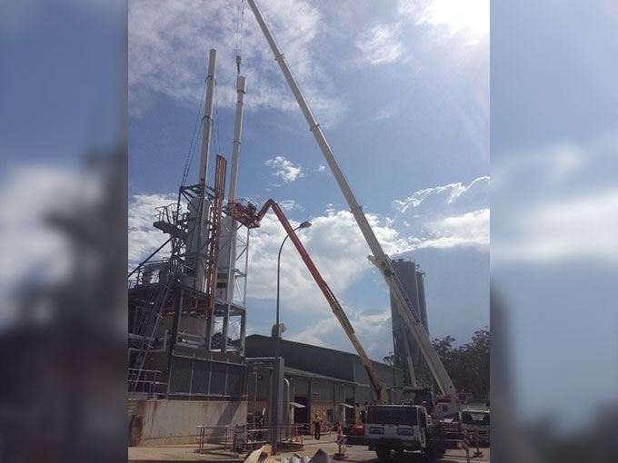 Avoiding Electrical Hazards During Crane Lifting Activities